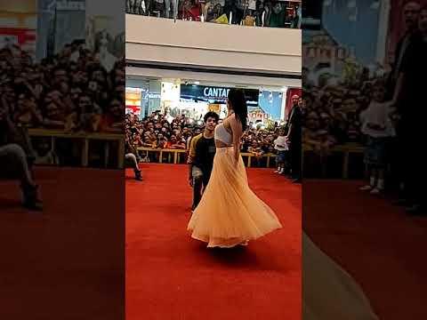 Janhvi Kapoor and Ishaan Khatter Dance Video of Film Dhadak Part I