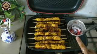Chicken bihari boti recipe - Homemade chicken tikka boti recipe by Chef Asifa