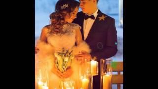 Сладкий стол Свадьба при свечах