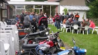 Brommerclub Twijzel 10 jaar bestaan 2007-2017