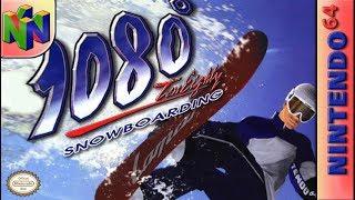 Longplay of 1080: TenEighty Snowboarding