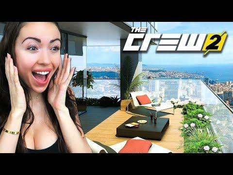 NEW MIAMI APARTMENT TOUR!! (The Crew 2)