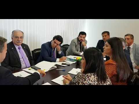 Bancada de MS se reúne para cobrar da Anac solução para falta de voos em Mato Grosso do Sul