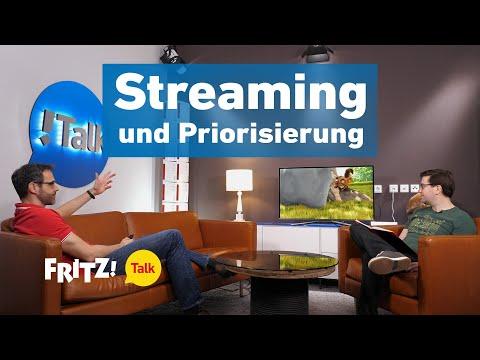 Video streamen und Notebook fürs Homeoffice priorisieren | FRITZ!Talk 37