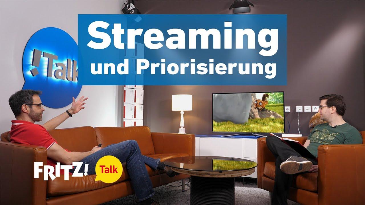 Video streamen und Notebook fürs Homeoffice priorisieren | FRITZ! Talk 37