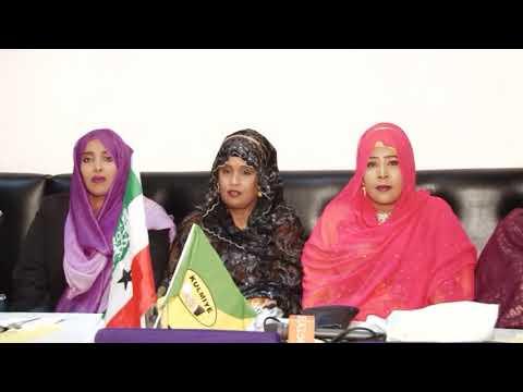 Munaasibad lagu taageerayo madaxweynaha cusub ee Somaliland oo London lagu qabtay full Barnaamij
