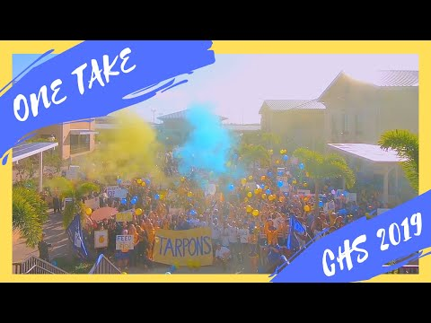 Catalina - Florida High School Goes Viral with AMAZING One Take Video