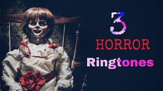 Horror Ringtones 🔥🔥 || ft.The Ghost, 3G, Horror Tune || BGM Ringtones || 2019 best ringtone