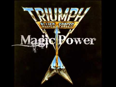 Triumph-Magic Power