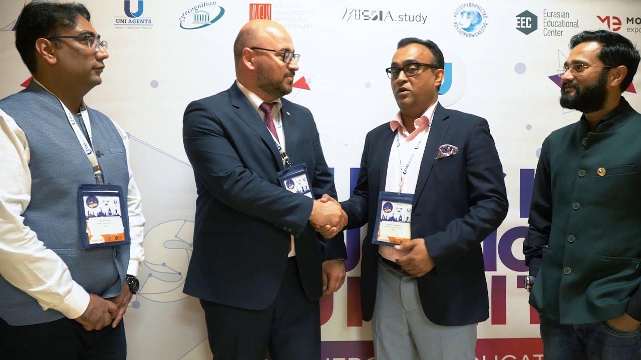 Eurasian Educational Summit, 2019, Moscow | Евразийский образовательный Саммит, 2019, Москва