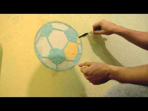 Антикризисный дизайн интерьера с жидкими обоями Silk Plaster