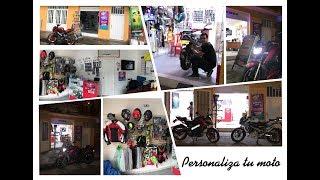 PRESENTACIÓN NEGOCIO - PERSONALIZA TU MOTO (CAMBIAMOS NUESTRO WHATSAPP 320 207 39 11)