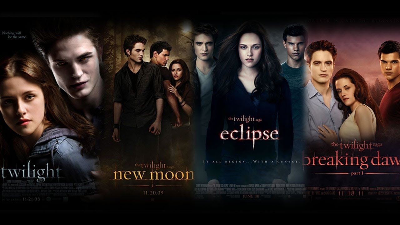 twilight saga movie marathon youtube