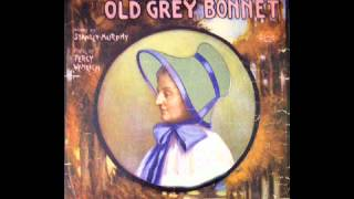 Arthur C. Clough - Put on Your Old Grey Bonnet 1910