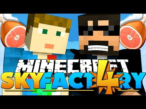 Minecraft: SkyFactory 4 – WE ARE CHUNKY?! [26]
