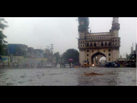 At Least 14 Dead As Heavy Rains Prompt Flash Floods In Hyderabad