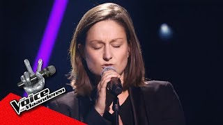 Iosune - 'Crazy' | Blind Auditions | The Voice Van Vlaanderen | VTM