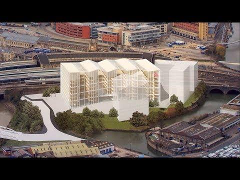 Landmark £10 million gift for the University of Bristol's new campus