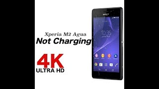 Xperia M2 Agua Charging port repair