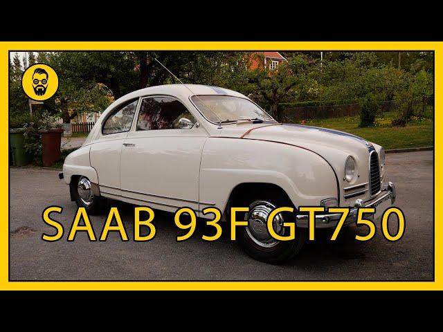 SAAB 93F GT750