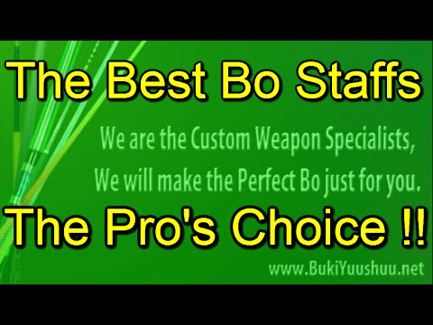 Bo Staff For Sale Custom Bo Staffs For Sale To Use In Competition And Training