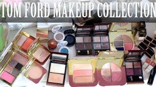 Что купить из Tom Ford? Коллекция косметики: палетки, тени, бронзеры, хайлайтеры