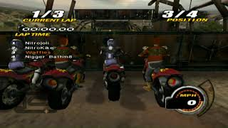 Wii 2019   Nitrobike Online Race (WFZwei)  -  Gamenight [Pt. 2]