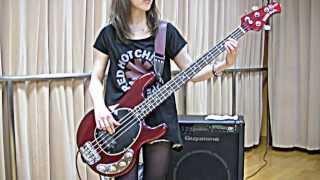 Foxy Lady - Bass