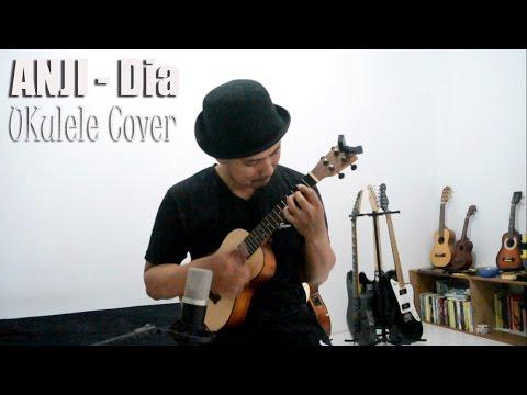 [11] ANJI - Dia (Ukulele Cover + Chord) Fingerstyle