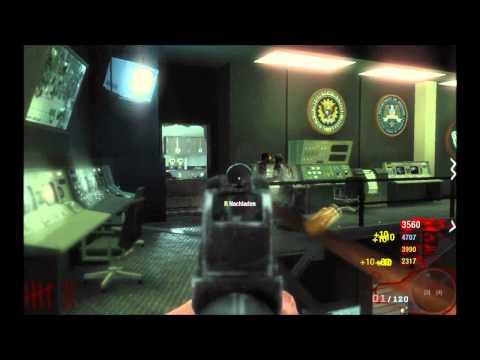 """Call Of Duty: Black Ops Zombie Modus PC AUT Uncut *Deutsch* """"Five"""" Part 2"""