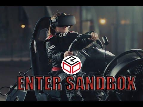 Песочница Audi / Audi Sandbox VR (русская озвучка)