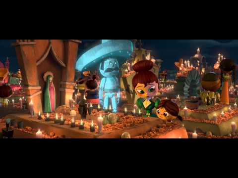 "Thumbnail: The Book Of Life 2014 ""Cute"" scene"
