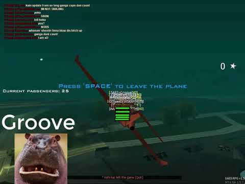 SAES: RPG-Law: Best Pilot Groove