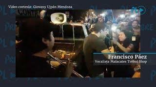 Artistas guatemaltecos se unieron a las protestas pacíficas | Prensa Libre