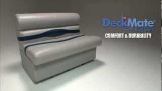 "Deckmate 38"" Pontoon Boat Seats"