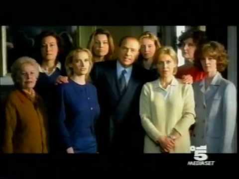 Spot di forza italia anno 1999 youtube for Onorevoli di forza italia