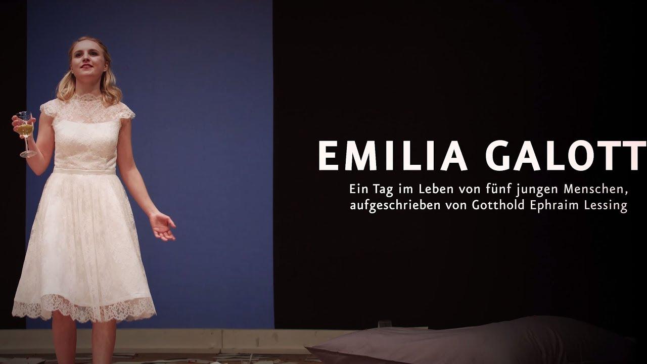 EMILIA GALOTTI - Staatstheater Cottbus (Trailer)