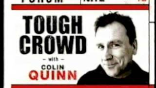 Opie & Anthony - Colin Quinn - Antholini begins, Long Island stories