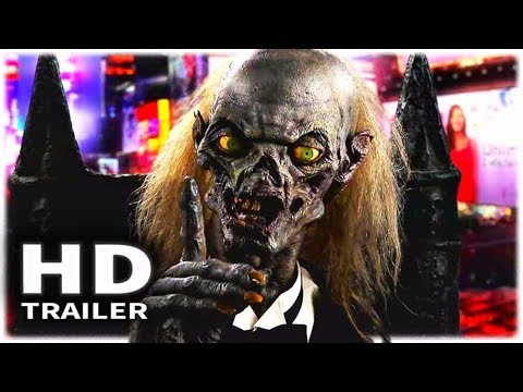 TALES FROM THE CRYPT Trailer (2017) M. Night Shyamalan
