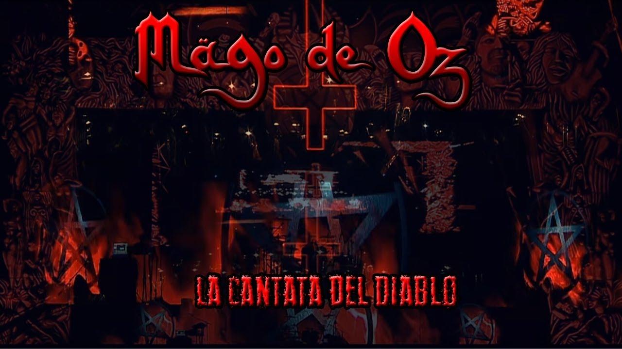 Mägo De Oz La Cantata Del Diablo Diabulus In Opera Barakaldo Df Youtube