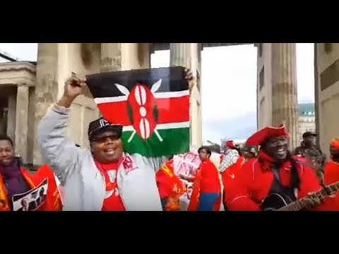 Raila SHOCKED as Jubilee Supporters Dominate LONDON Streets while he is in UK