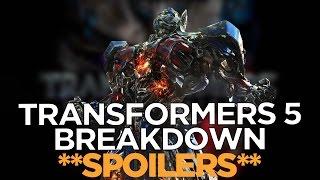 Transformers: The Last Knight | Exclusive Screening Breakdown **Spoilers** | CinemaCon 2017