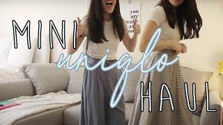 My Mini Uniqlo Haul ♡ | VIVECACHOW