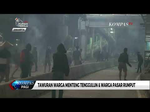 Tawuran Warga Menteng Tenggulun & Pasar Rumput Mp3