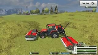 Farming Simulator 2013 ч47 - Луговые работы [Перезалив!]