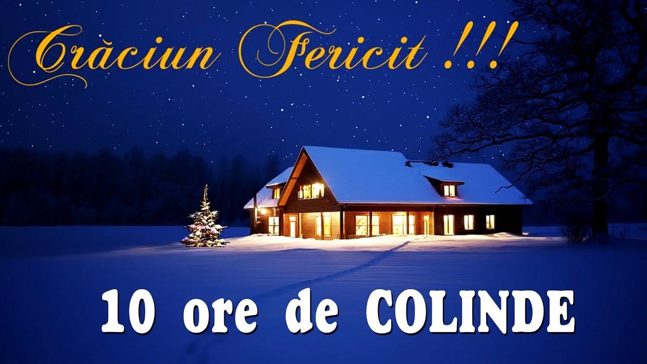 COLINDE FRUMOASE - 10 ORE DE COLINDE TRADITIONALE