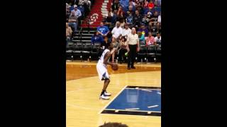 Andrew Wiggins Shooting Form