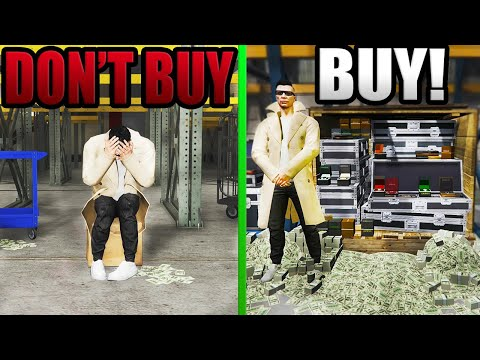 Best 5 Businesses That Will Make You RICH In GTA Online (Easy Money)