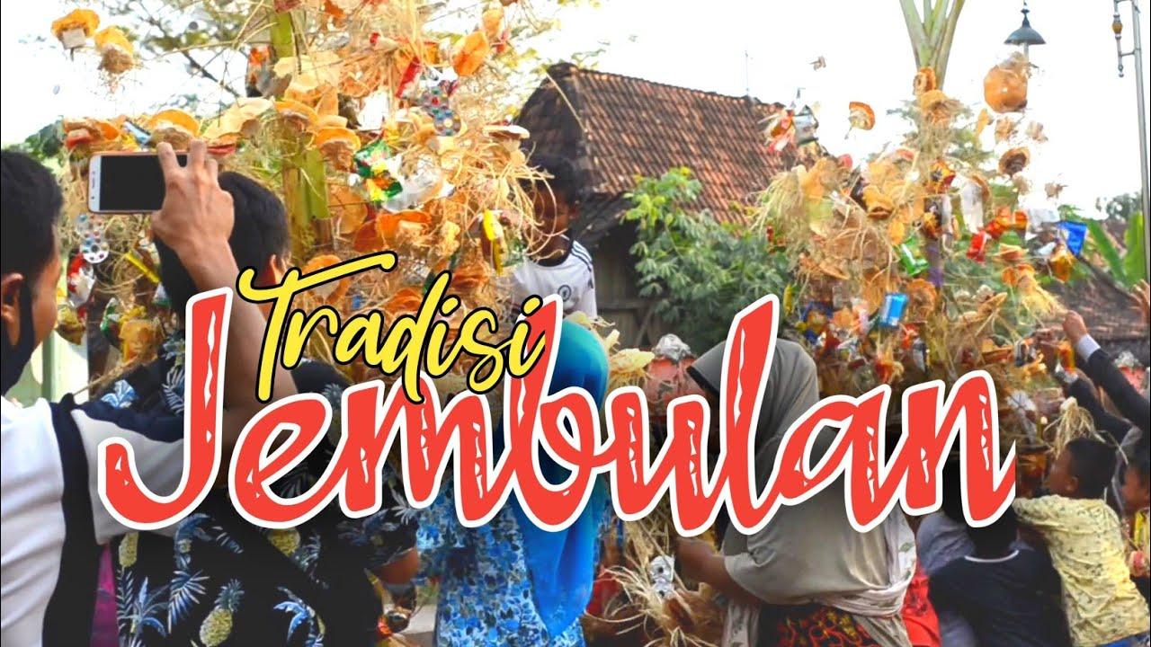 Tradisi JEMBULAN | Dk. Prampelan, Kl.Newung, Sukodono, Sragen