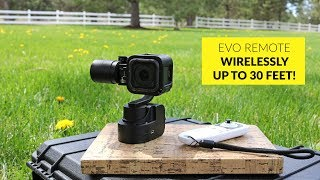 Wirelessly Control Your Gimbal…